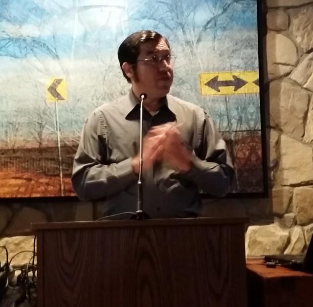Steven Gonzales, Executive Director, El Camino Real de los Tejas NHT Assn.