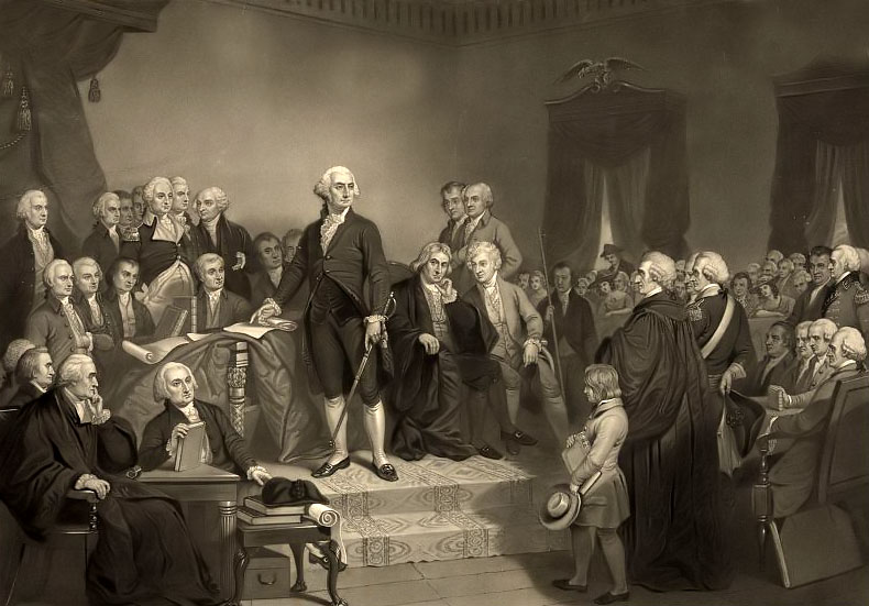 george-washington-inauguration