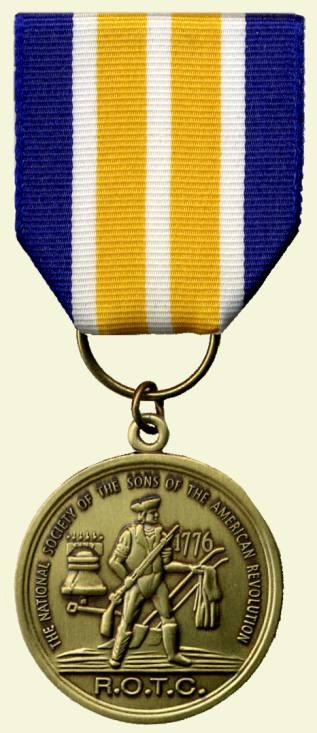 SAR Bronze ROTC Medal